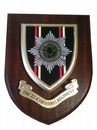 22 The Cheshire Regiment Military Wall Plaque Shield